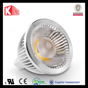 High Power LED Work Light 6W LED MR16 with CE&RoHS
