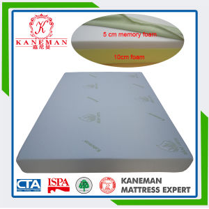 Queen Size China Wholesale Price Visco Memory Foam Mattress pictures & photos