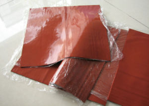 Smooth Silicone Sponge Rubber Sheet, Silicone Foam Rubber Sheet pictures & photos