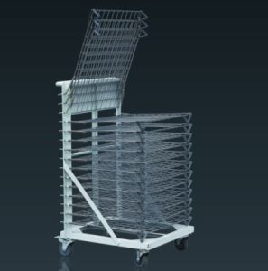 Industrial Drying Rack Shelf (YG-D35MLN)