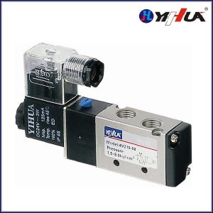 Solenoid Valve (4V210-08) pictures & photos
