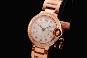 The High Quality Luxury Lady Watch with Swiss Movement