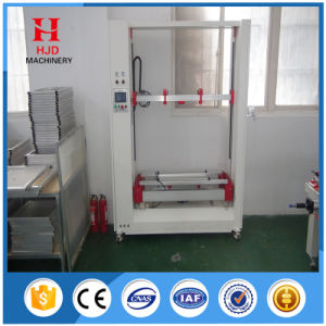 Automatic Emulsion Screen Frame Coating Machine pictures & photos