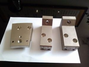 Custom Made CNC Machining Part for Lighting Accessories pictures & photos