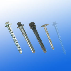 Rail Screw Spike, Drive Spikes