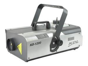 Steady Control Temperature Circuitry Design 1500W Smoke/Fog Machine (KD-1500)