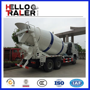 336HP HOWO 8m3 Mixer Concrete Truck/ 6X4 371HP Mixer Truck pictures & photos