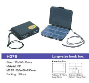 Fishing Tackle Box H376 pictures & photos