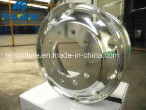 Machine Finished Forged Aluminium Wheel with TUV (22.5X8.25)