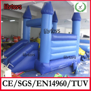 Purple Inflatable Combo/Inflatable Castle Bouncer/Inflatable Slide