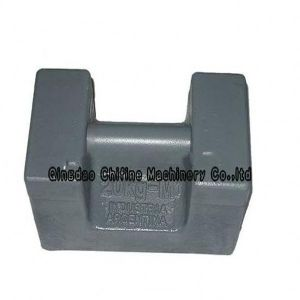OEM Casting Weight Counter Balance Weight pictures & photos