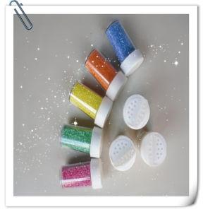 Wholesale Pet Solvent-Resistance Glitter Powder for Nail Art pictures & photos