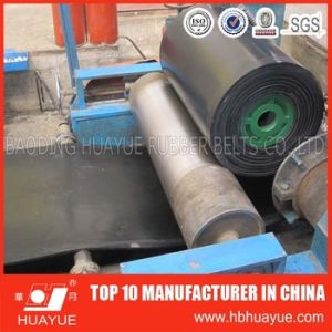 DIN Standard Heat Resistant Rubber Conveyor Belts pictures & photos