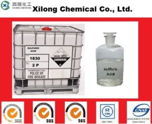 Industrial Sulphuric Acid/Sulfuric Acid 98% Price, Factory Supply. pictures & photos