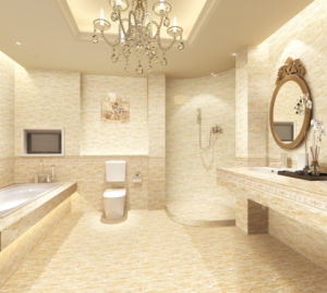 63006 Foshanprofessional Manufacturer, Water Proof Glazed Bathroom Tile pictures & photos