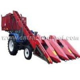 Farm Machinery Corn Combine Harvester Machine (4YW-4)