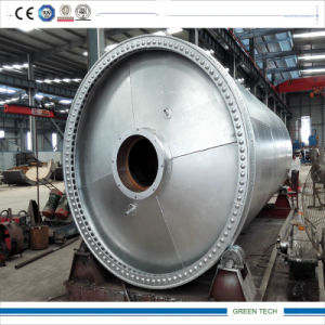 Tire Recycling Machine High Efficient Pyrolysis Plant pictures & photos