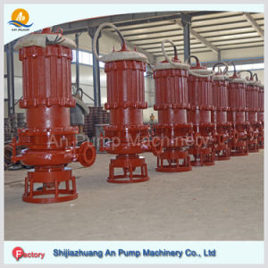 Open Impeller High Chrome Alloy Submersible Slurry Pump pictures & photos