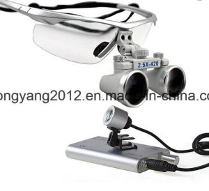 Cheaper Dental Optical Loupes with Headlight pictures & photos