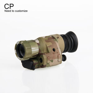 High Quality Digital Pvs-14 Night Vision Rifle Scope pictures & photos