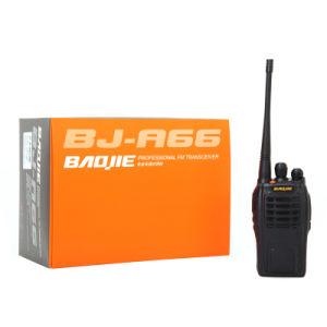 Ratio Handheld Walkie Talkie (BJ-A66)