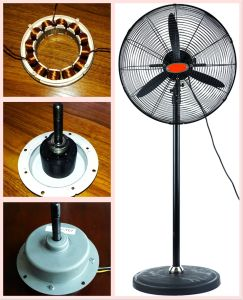 "20"" 26"" 30"" Inverter Industrial Stand Fan with Energy Saving BLDC Motor pictures & photos"