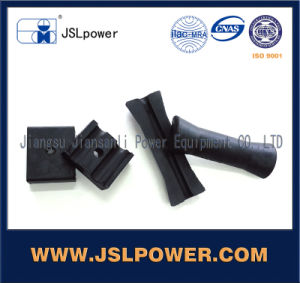 Electric Power Fitting Damping Rubber Parts Elastomer pictures & photos