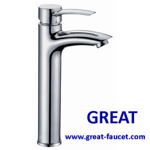 High Quality and Modern Design Tall Basin Faucet pictures & photos
