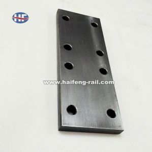 Rail Fishplate for Passenger Elevator Machined Guide Rail pictures & photos