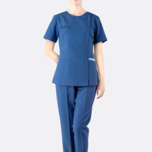 65% Polyester 35% Cotton Women′s Scrub Pants Nursing Medical pictures & photos