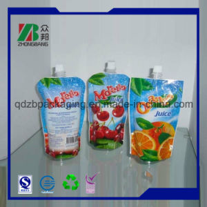 Resealable Stand up Doypack for Beverage Juice pictures & photos