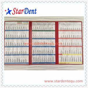 Diamond Burs (3PCS/packing) of Dental Material pictures & photos
