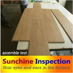 Wood Flooring Quality Control Inspection Service pictures & photos