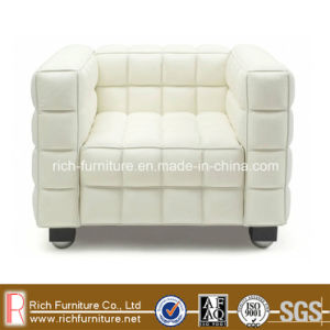 Modern Living Room 1 Seat Leisure Sofa (Kubus) pictures & photos