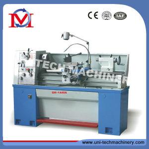 Universal Horizontal Metal Lathe Machine Price (GH1440A) pictures & photos