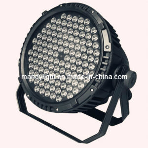 Stage LED PAR Lighting/120PCS 3W RGBW LED Waterproof PAR Light/Professiona Stage LED PAR Cans