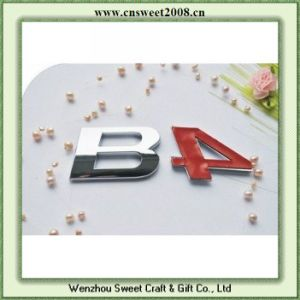 Plastic Auto Emblems Car Logo (S1M097) pictures & photos
