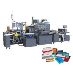 CE Approved Full Automatic Rigid Box Making Machine pictures & photos