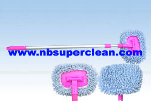 Microfiber Chenille Extendable Car Duster Brush Car Wash Mop (CN1185) pictures & photos