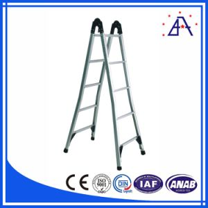 Aluminum Ladders with Wide Step pictures & photos