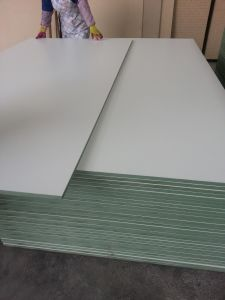 Particle Board Faced with Melamine Paper pictures & photos
