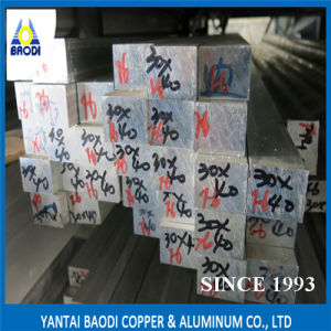 Aluminum Flat and Square Bar, Rod pictures & photos