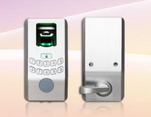 Biometric Fingerprint Door Lock (HL100) pictures & photos