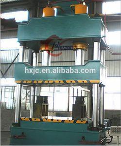 Automatic Hydraulic Press Machine for Fence Stamping, Hydraulic Press Machine for Stairs Fence pictures & photos