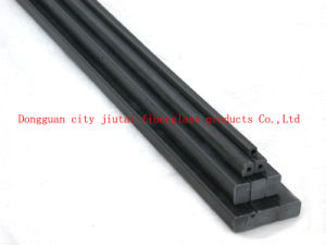 Acid and Alkali Resistant Carbon Fiber Square Tube pictures & photos