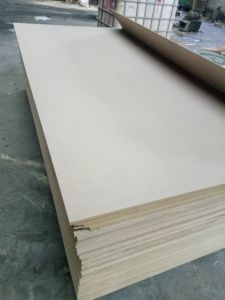 Plain MDF for Furniture Use pictures & photos