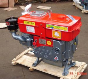 China Good Diesel Engine Supplyer Jdde Brand New Power Engine Zh1105 Water Cooled Diesel Engine pictures & photos