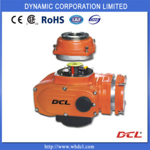 Smart RoHS Explosion Proof Quarter-Turn Actuator for Valves pictures & photos