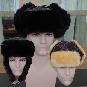Breathable Winter Hat/Warm Cap/Furry Bucket Hat