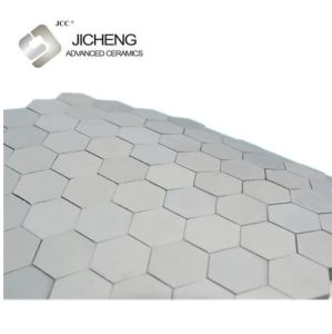 Lightweight Ballistic Ceramic for Armor Plate